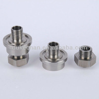 cnc precision machining parts with nickel plating