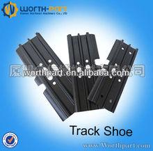 Excavator crawler track shoes for Hitachi,Kobelco,Hyundai