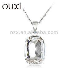 2015 turkish silver necklace jewelry made with Swarovski Elements 10362