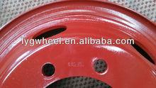 steel wheel 6.5-20, truck wheel