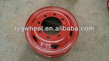 6.5-20 steel wheels, wheel for heavy&light truck