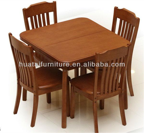 Pas cher ensembles de salle manger sets de table - Modele table a manger en bois ...