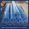 industrial hdpe uhmw pe plastic belt conveyor idler