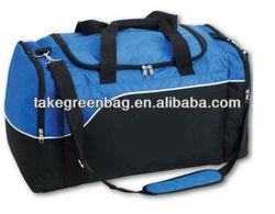 Polyester travel duffel bag for traveller
