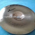 """100% Handmade instrumentos de percussão, 18 """" china B20 pratos"""