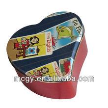 unique cute heart shape bulk perfume packaging cosmetis jars