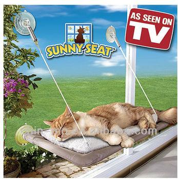 Sunny Seat Window Cat Bed