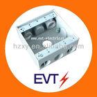 Outlet Box Aluminum 4*4