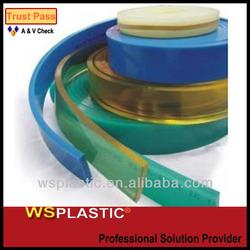 Best flexible silk screen printing rubber squeegee