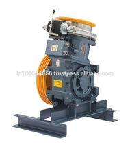 Elevator Traction Machines / traction de moteur d'ascenseur / Elevator Gear Machine