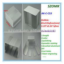 aluminum die casting box