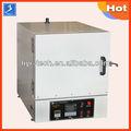 laboratorio de tratamiento térmico del horno de mufla