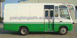 van bus