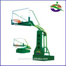 Adjustable Hydraulic FIBA-standard Basketball Stand JN-0202