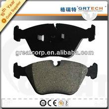 High performance brake pads for BMW E90, E60, Convertible (E93)