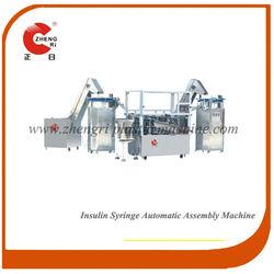 Insulin Syringe Automatic Assembly Machine