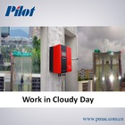 5.5KW remote control three (3) phase AC Solar water Pump inverter / controller