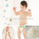 SAP raw material for baby diaper low residual monomer