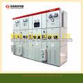 Interior de distribuição elétrica manobra gabinete