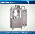 cápsula de llenado automático de la máquina