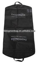 traveling garment bag hanging