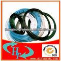 baratos de pvc alambre de hierro de china de fábrica
