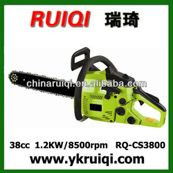3800 38cc 1.7kw petrol echo chain saws
