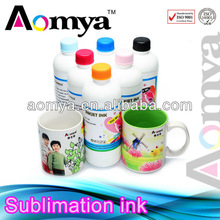 sublimation ink for Epson/Roland/Brother sublimation ink for cotton fabric