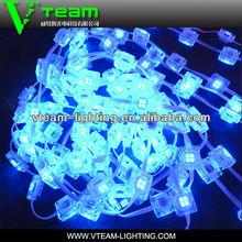 Waterproof Transparent Soft LED Module Mesh LED Stage Background