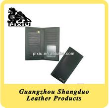 Weave Design Bifold Leather Credit Card Wallet/Holder for Sale