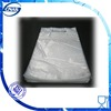 Virgin LDPE Reclosable Clear Flat Plastic Wicketted bag for packing food