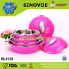 thermal food bowl 4pcs