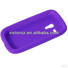 Factory supplier for Samsung Galaxy S3 Mini i8190 case rubber silicone phone case