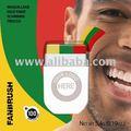 Futbol dünya kupası 2014 ülke bayrağı yüz boya