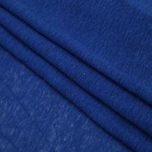 fashion organic natural flax fabric linen fabric for t-shirt