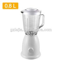 0.8L glass jar small blender