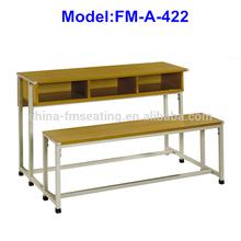 No.FM-A-422 Wooden school furniture for sale