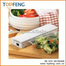 Portable keep food fresh vacuum food sealers