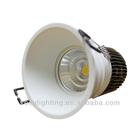 10w Anti-glare recessed lighting led china cob led downlight
