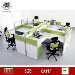 Modern partition desk office furniture supplier Y2-3
