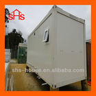 Prefab container cabin