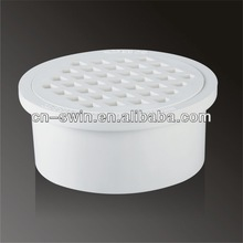 First grade pvc floor drain dn40 to dn110