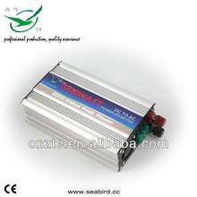 12V/24V/1000W solar panel 500w for house modify sine wave inverter