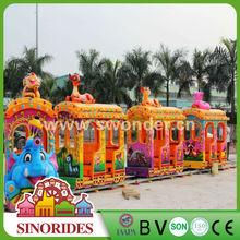 Amusement park track train,small amusement park trains for sale