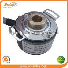 D37T 8/9mm Incremental Ultrathin servo motor encoder rotary dc servo motor
