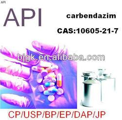 Professional supply 95%TC, 50%WP, 70%WDG, 25%SC fungicida carbendazim