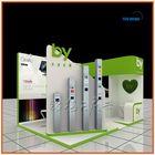 New trade fair booth ideas for aluminium exhibition stall portable system in Shanghai