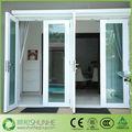 aluminium frame glass double entry doors