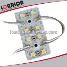 SMD IP65 led single module 12V backlighting source for sign letters