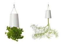 Sky planter/Inverted flowerpot/Postmodern sky planter CT-457